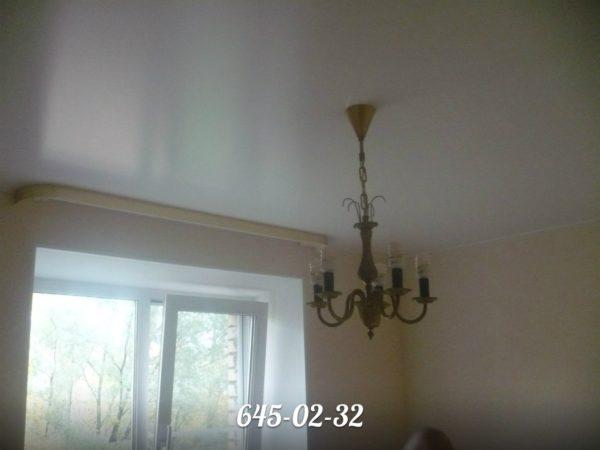 Потолки в квартире