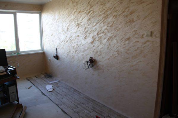 Ремонт комнаты под ключ