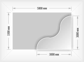 конструкции многоуровневых потолков
