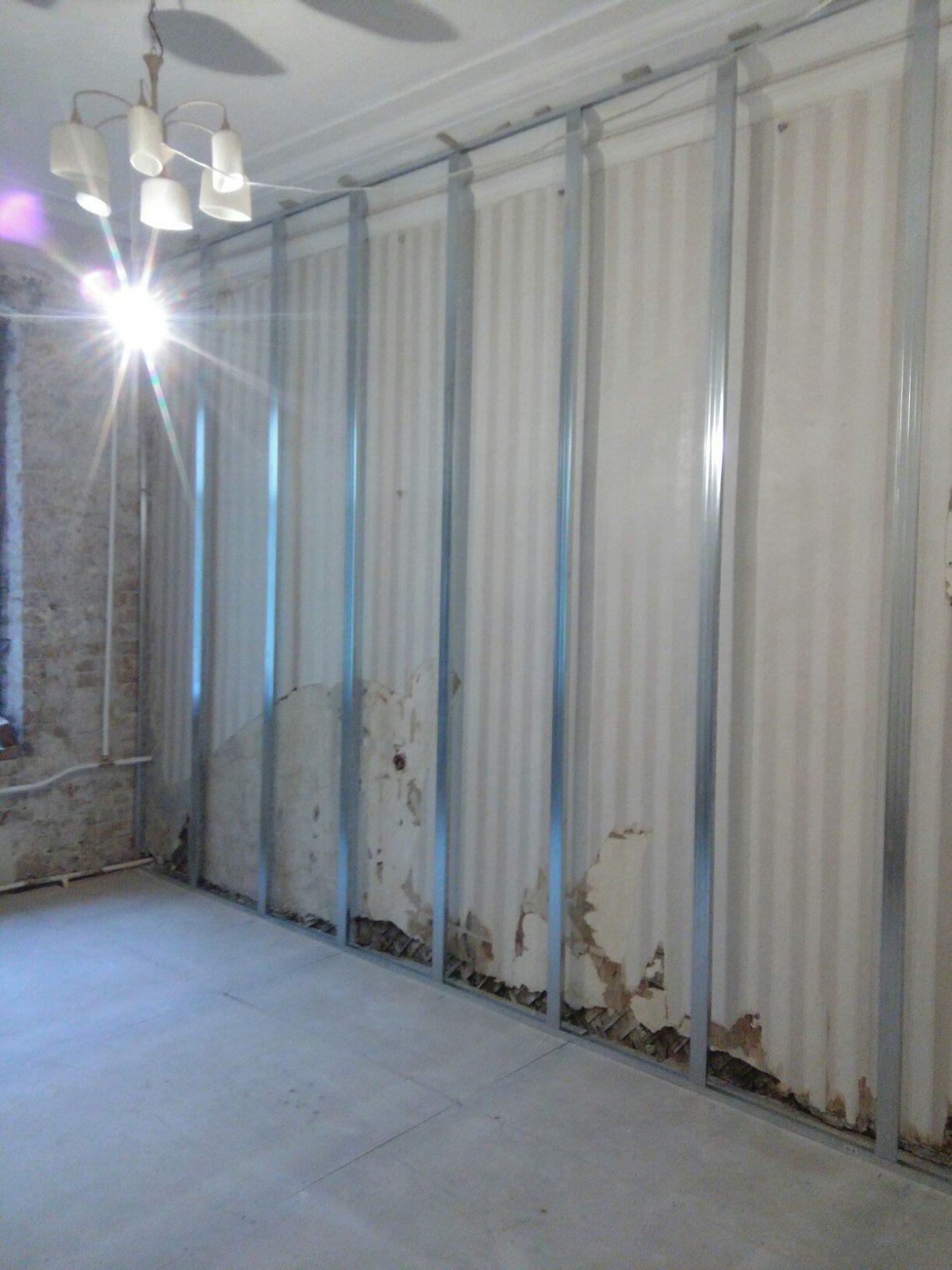 Капитальный ремонт квартиры на Казанской улице