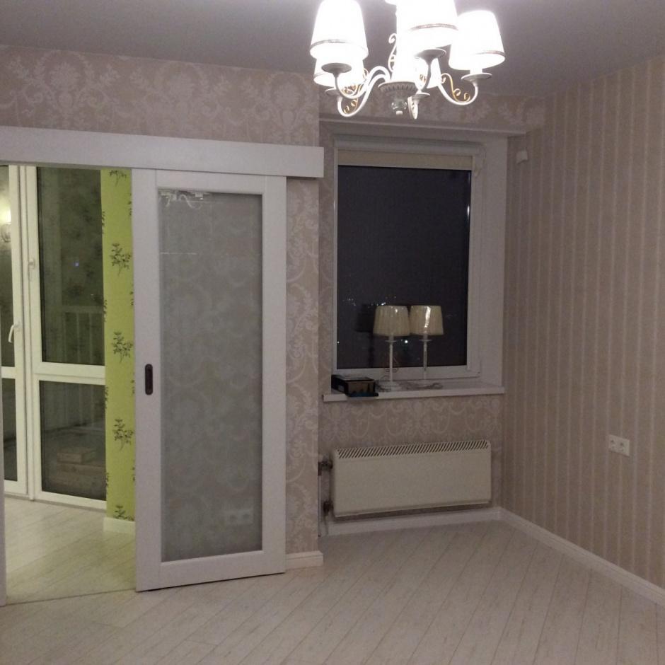 Ремонт однокомнатной квартиры под ключ на Кораблестроителей