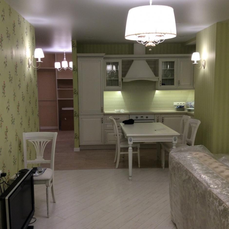 Интерьер квартиры в Москве, 83 квм - Фото ремонтару
