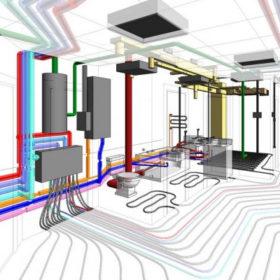 Проектирование и монтаж системы отопления и водоснабжения