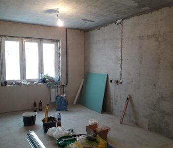 Бюджетный ремонт квартиры-1