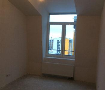 Ремнт комнаты в мансарде и светоиодный потолок-2