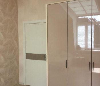 Ремнт комнаты в мансарде и светоиодный потолок-4