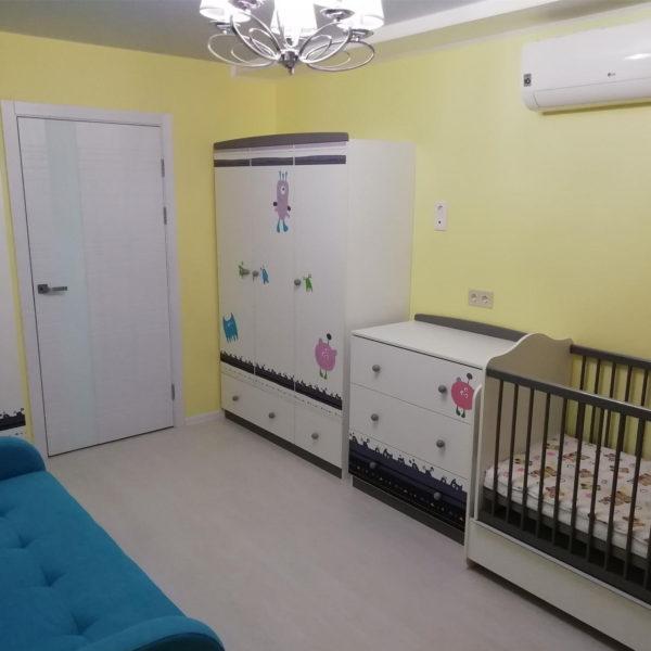 Ремонт комнаты для девочки