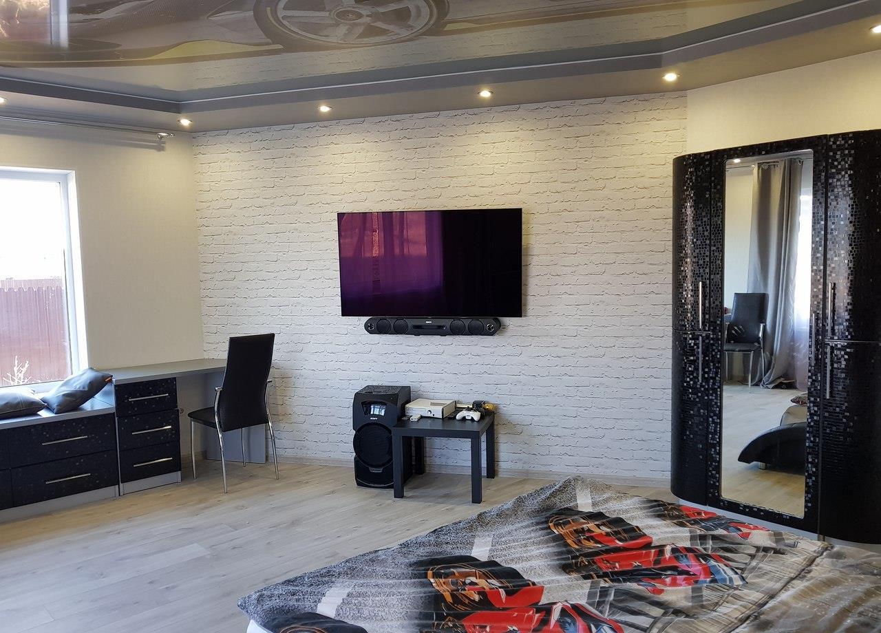 Ремонт комнаты для мальчика в частном доме