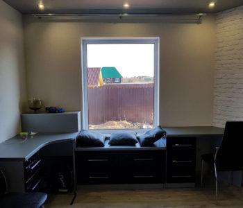 Ремонт комнаты для мальнчика в загородном доме-8