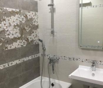 Ремонт ванной комнаты и туалета под ключ-1