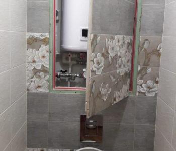 Ремонт ванной комнаты и туалета под ключ-7