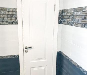 Ремонт санузла под ключ в частном доме